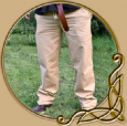 LARP Cotton Pants